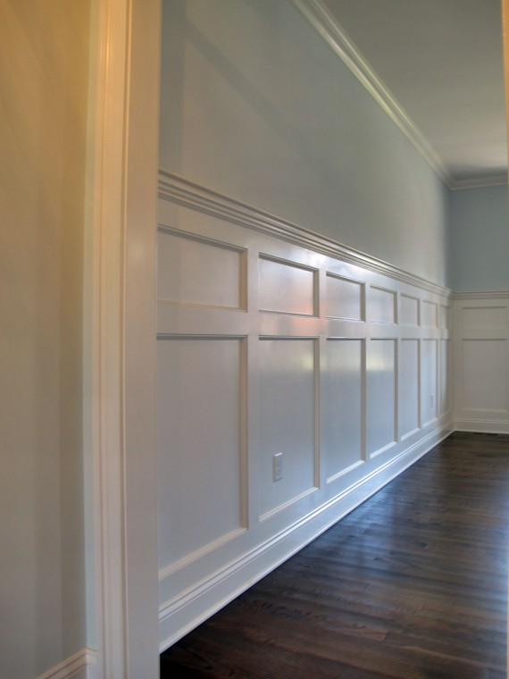 elegant wainscoting and wall framing u donofrio painting with picture frame wainscoting
